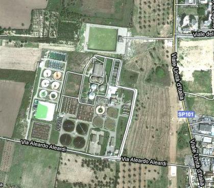 Depuratore Gennarini Taranto